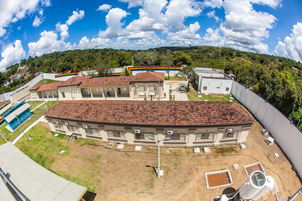 Fuga aconteceu no Case de Vitória de Santo Antão (Foto: Mauro Filho/Funase/Divulgação)
