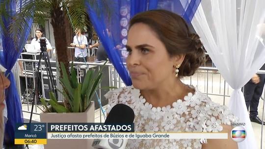 Justiça afasta prefeitos de Búzios e de Iguaba Grande, na Região dos Lagos
