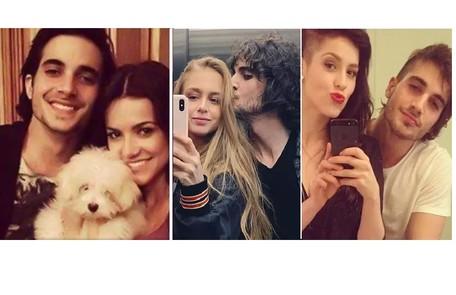 Fiuk se envolveu com Manu Gavassi, Isabella Scherer e Sophia Abrahão Reprodução