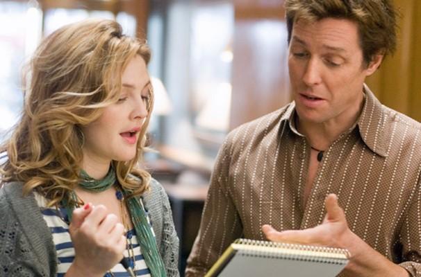 Rede Globo > filmes - Sessão da Tarde: Drew Barrymore e Hugh Grant ...
