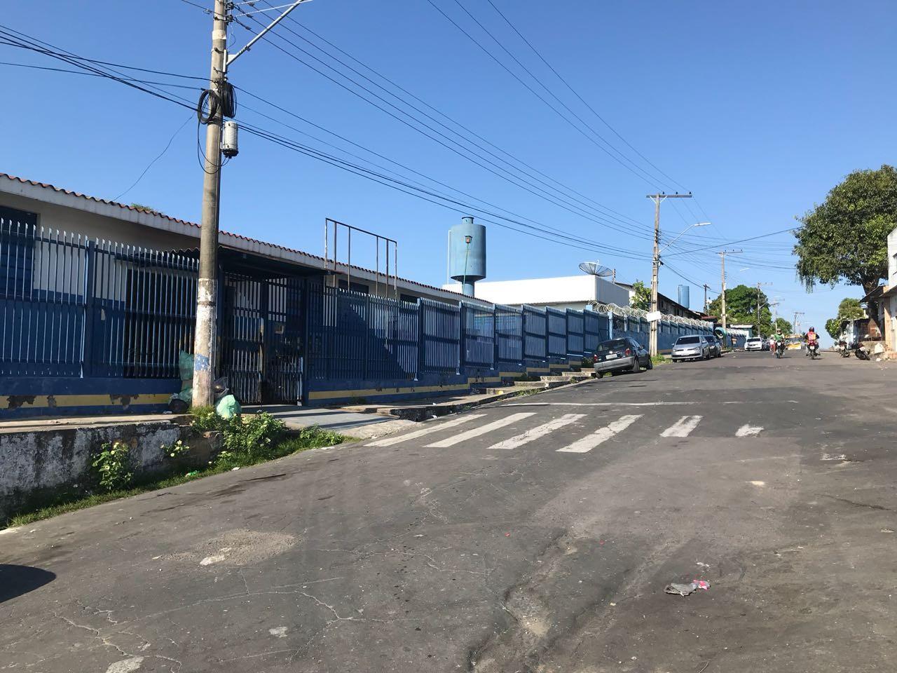 Estudante é baleado ao sair de escola na Zona Leste de Manaus