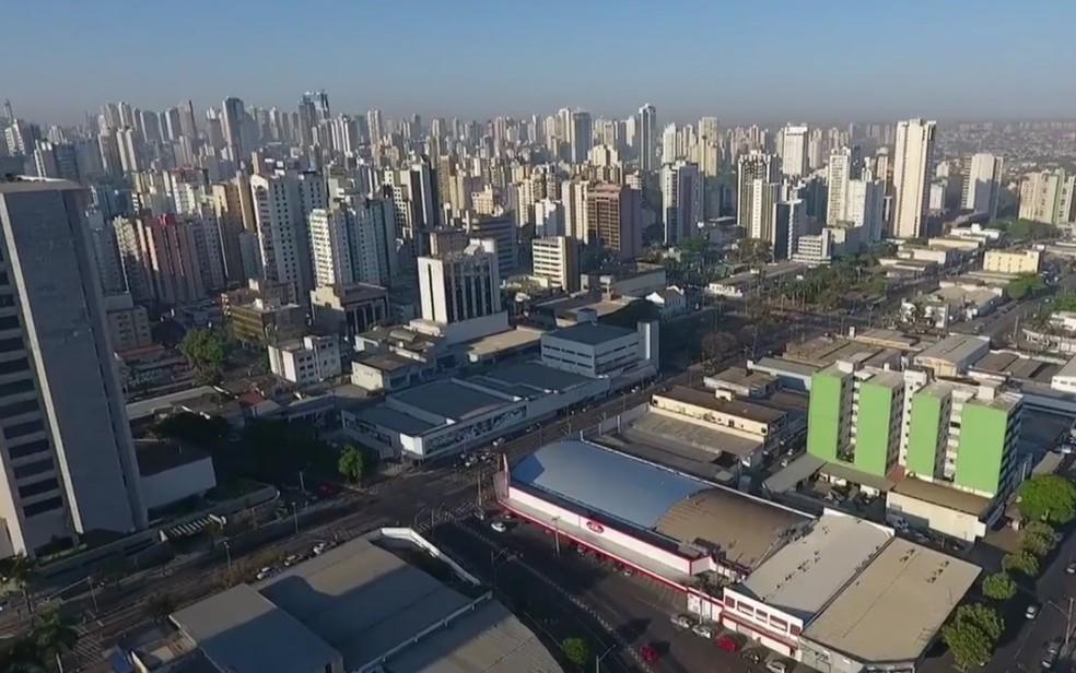 Imóveis podem ter reajuste de até 15% no IPTU (Foto: Reprodução/TV Anhanguera)