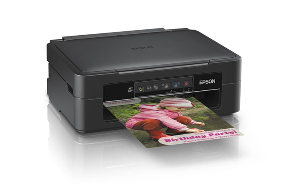 Epson XP-241 é uma multifuncional acessível da marca por R$ 390 e sem jato de tinta (Foto: Divulgação/Epson)