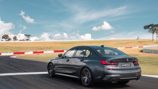BMW Série 3: primeiras impressões