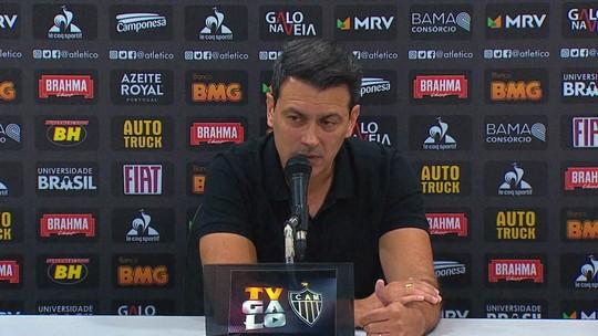 """Atlético-MG fará reunião para buscar treinador, mas Rui Costa afirma que """"perfil"""" não foi traçado"""
