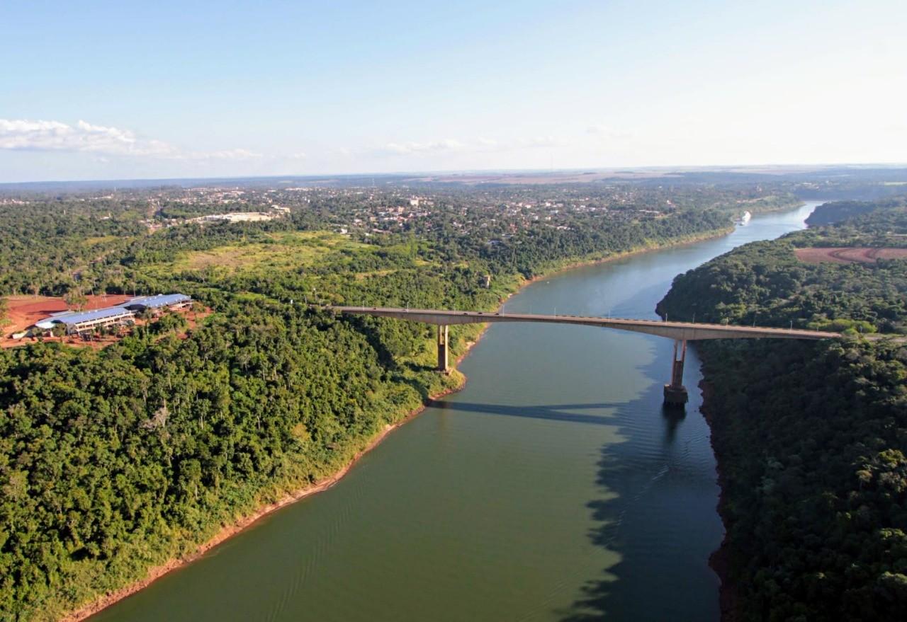 Polícia Federal afirma que não recebeu documento oficial sobre reabertura da ponte entre Foz do Iguaçu e Argentina