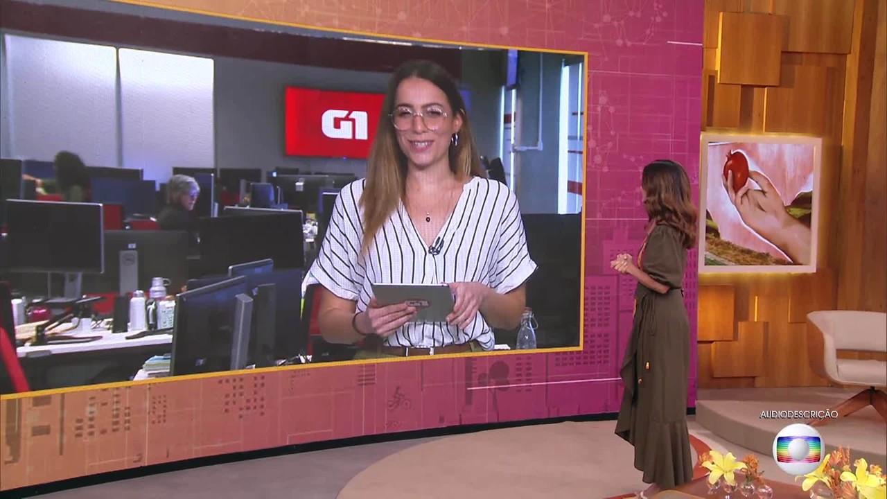 G1 em 1 Minuto: Polícia mata 12 suspeitos em operação contra a milícia em Itaguaí