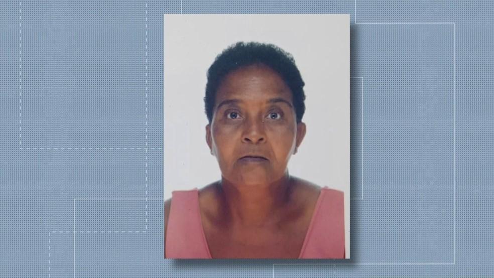 Idosa é encontrada morta dentro de casa, em Colatina, ES — Foto: Reprodução/ TV Gazeta