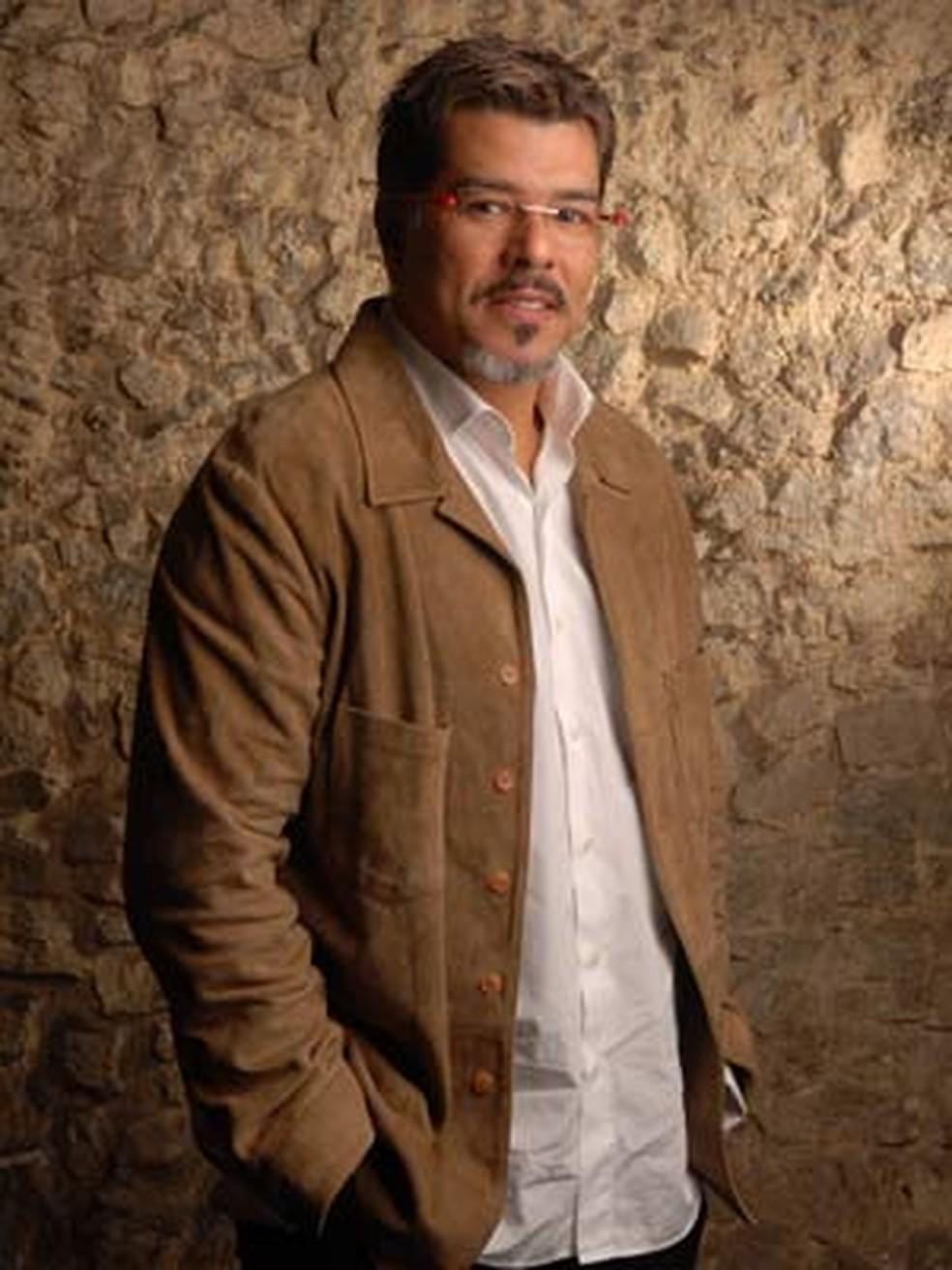 Ator e músico Maurício Mattar sofreu infarto em Bauru — Foto: Renato Rocha Miranda/TV Globo