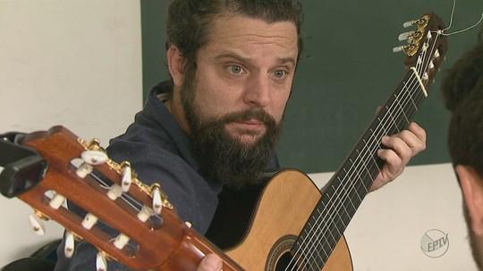 Festival Assad reúne músicos para troca de conhecimento em São João da Boa Vista