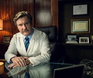 Antonio Calloni como Roger Sadala em 'Assédio' | Ramon Vasconcelos/ TV Globo