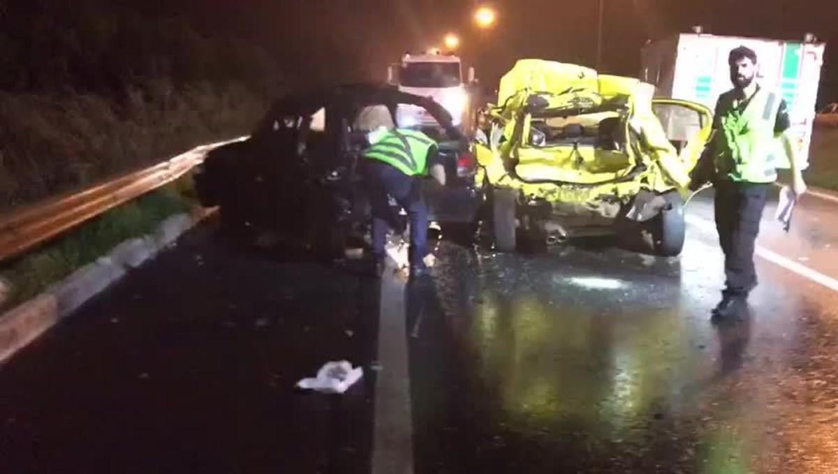 Acidente entre 8 veículos mata um no DF; caminhão acertou carros de deputado e da polícia