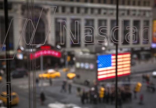 Nasdaq : mercado de ações de tecnologia passa por um boom (Foto: Lucas Jackson/Reuters)