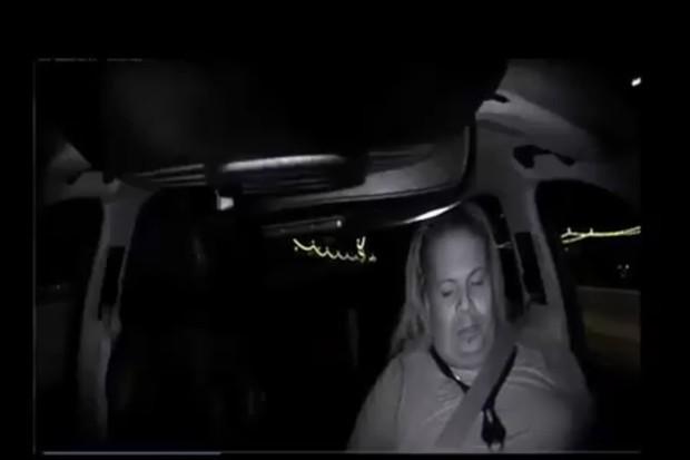 Vídeo mostra acidente fatal do carro autônomo da Uber (Foto: Reprodução)