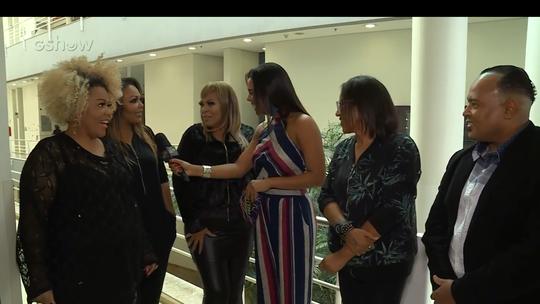 Fat Family recorda primeira apresentação no 'Domingão': 'Mudou as nossas vidas'