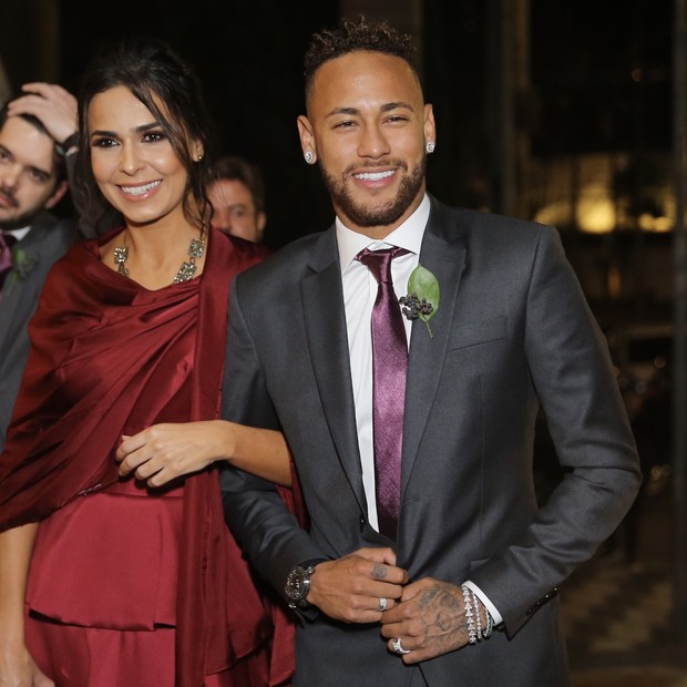 Day Fernandez e Neymar  (Foto: Manuela Scarpa/Brazil News)