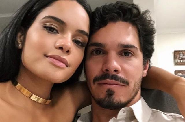 Carol Macedo e Rafael Eboli (Foto: Reprodução/Instagram)