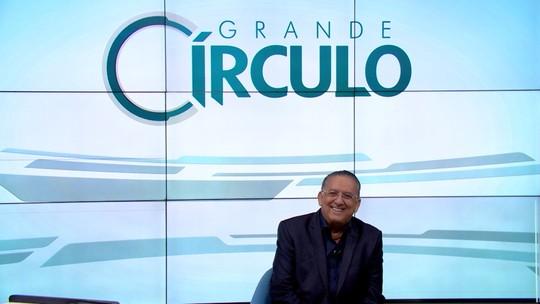 """Grande Círculo: Galvão lembra de """"cala a boca"""", fala de Senna e lamenta não ter narrado Guga"""