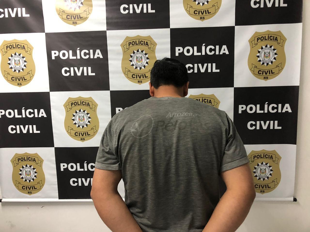 Companheiro de mulher morta no Taim é preso e confessa crime, diz polícia - Notícias - Plantão Diário