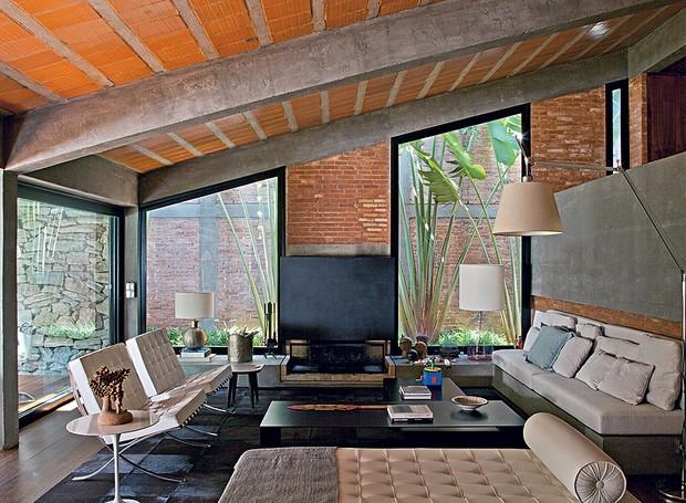 decoração-de-sala (Foto: Luis Gomes/Editora Globo)