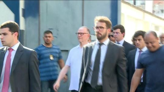 Após 15 dias, Nuzman deixa presídio em Benfica, na Zona Norte do Rio