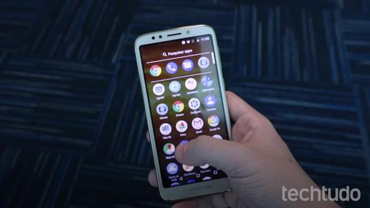 Moto E5 Play: Motorola aposta em versão mais leve do Android O