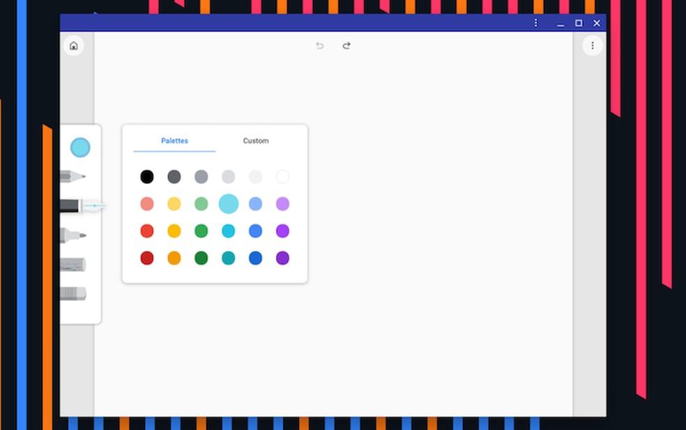 Google lança app online para desenhar 'estilo Paint'
