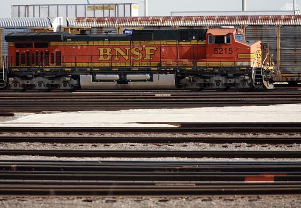 BNSF (Foto: Tom Pennington/Getty Image)