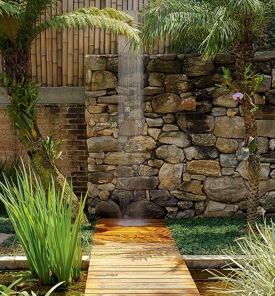 Chuveirão - Casa e Jardim | Galeria de fotos