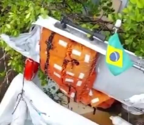 Adolescente morre e três pessoas ficam feridas após colisão de duas lanchas no baixo-sul da Bahia