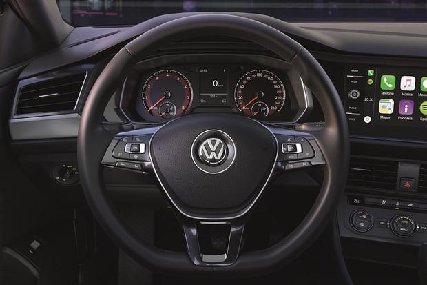 VW Jetta 250 TSI (Foto: Divulgação)