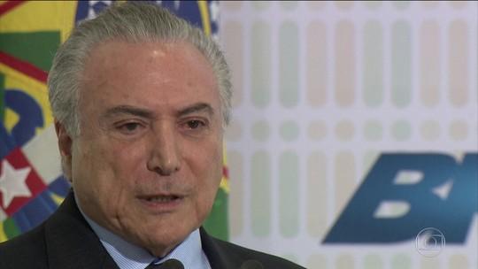 Barroso manda encaminhar perguntas da PF a Temer; presidente terá 15 dias para responder