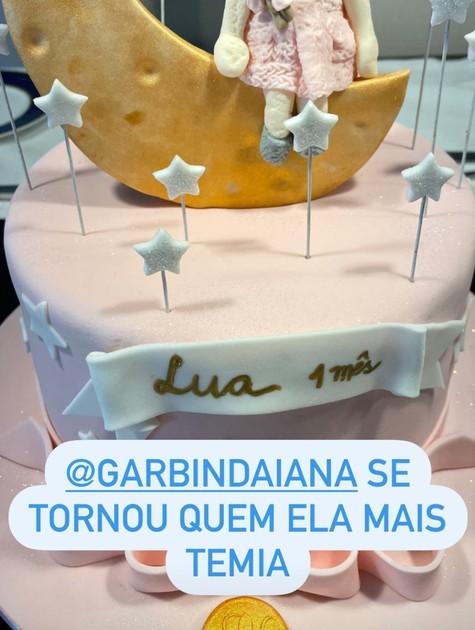 Tiago Leifert comenta comemoração do primeiro mês de Lua, sua filha (Foto: Reprodução Instagram)