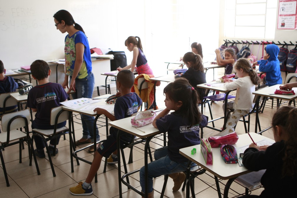 -  Escolas vão ofertar mais de 1.300 vagas de ensino fundamental para a região  Foto: p10luz/Secom/PMU