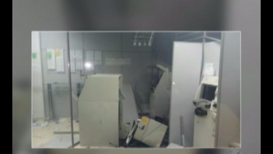 Homens encapuzados assaltam agência bancária do município de Bom Jesus do Tocantins