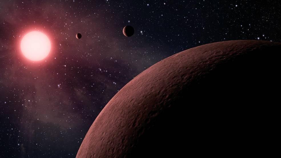 Planetas (Foto: Nasa)