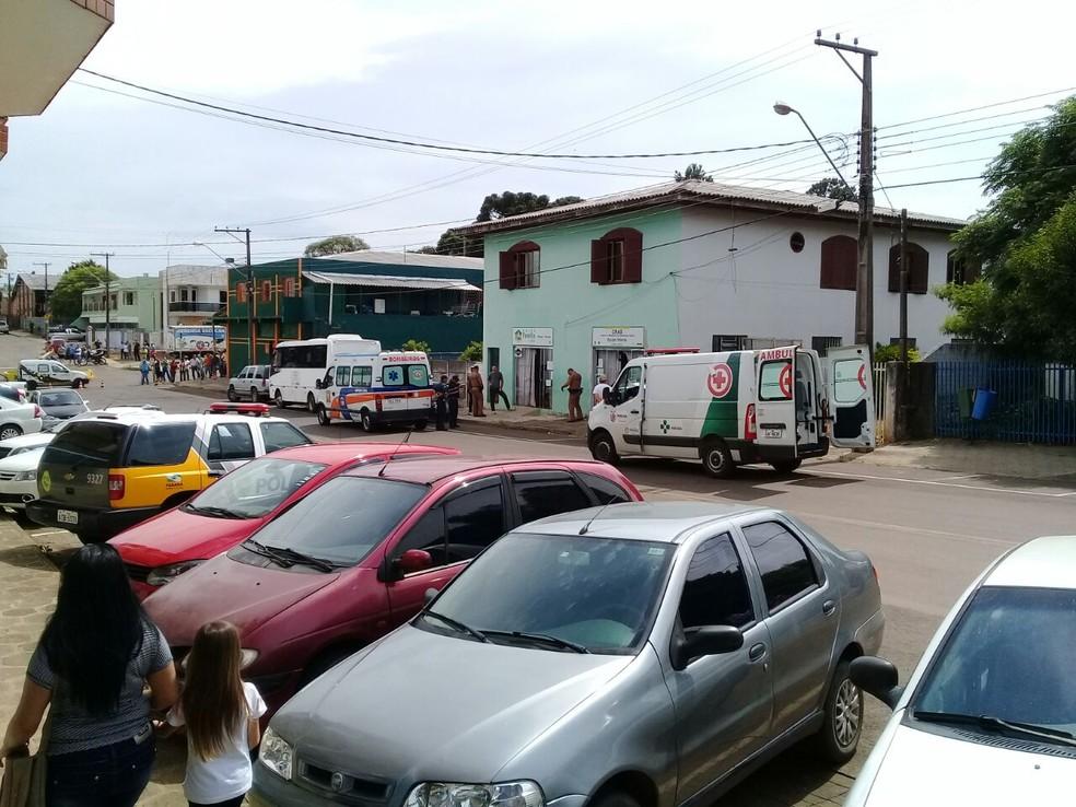Vítima foi feita refém por quase 10 horas (Foto: Rádio Pioneira FM/Arquivo pessoal)