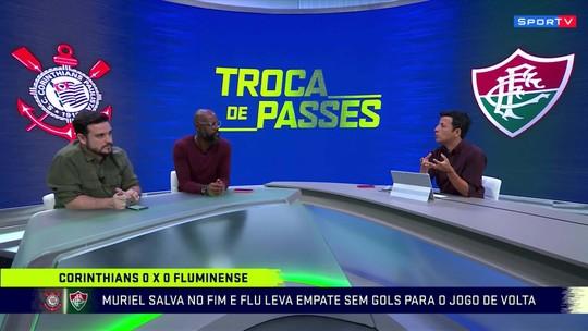 """Ganso e Nenê juntos no time do Fluminense? Raphael Rezende vê outras opções: """"Não usaria"""""""