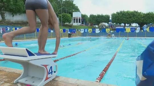 Acre terá um representante na natação na fase nacional dos Jogos Escolares