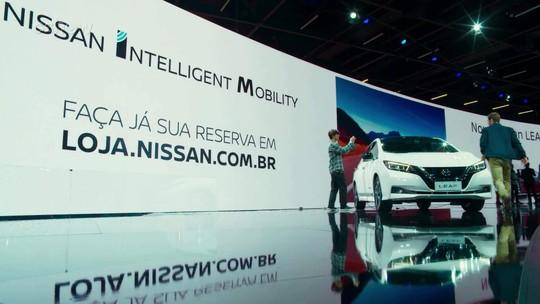 Samuca compra carro 100% elétrico e faz vídeo para Marocas