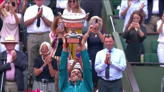 Rafael Nadal conquista Roland Garros pela 11ª vez
