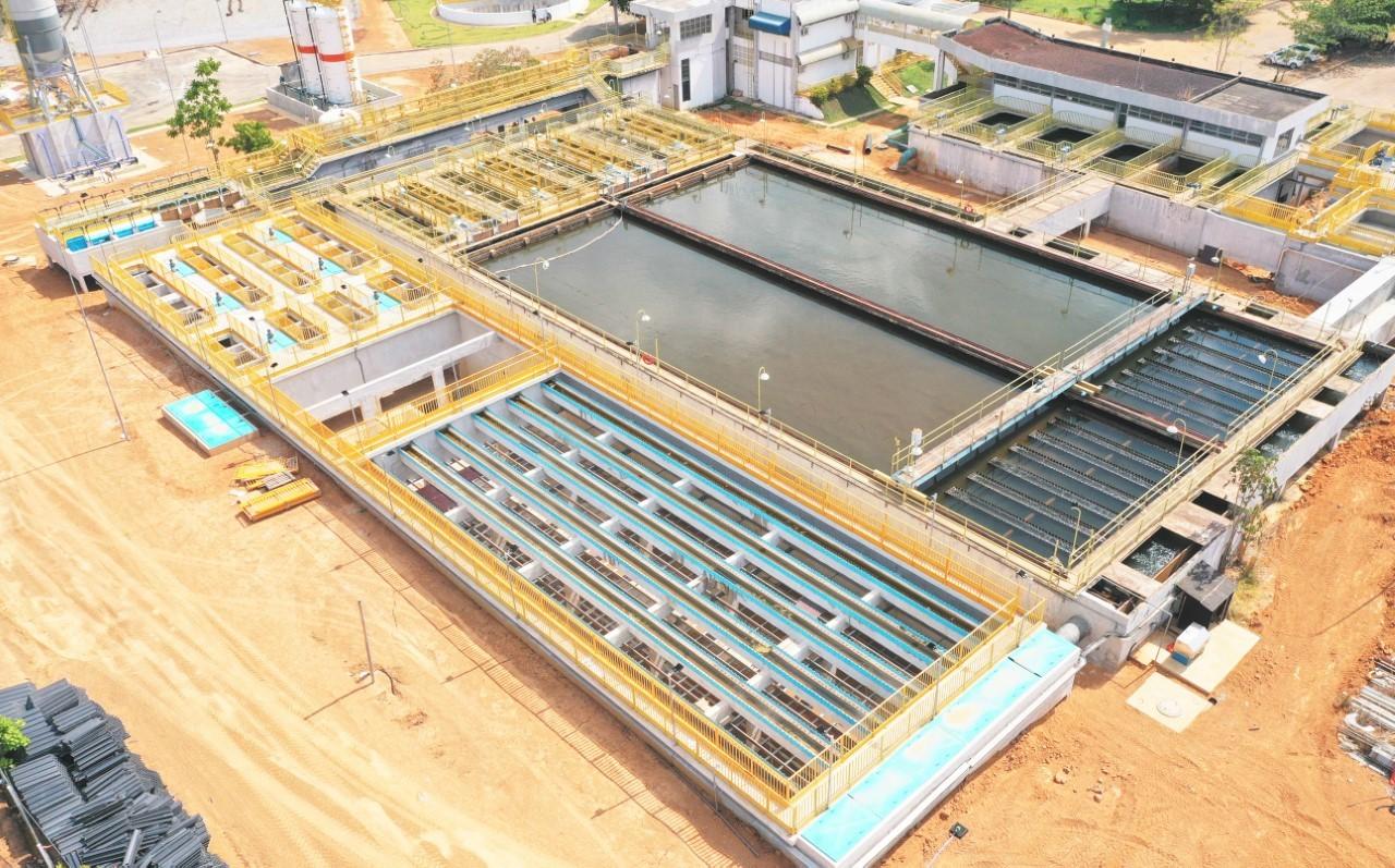 Fornecimento de água em Palmas será interrompido aos domingos para obras em estação de tratamento