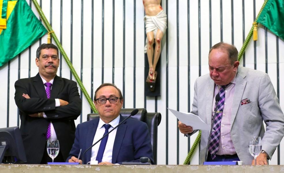 Assembleia Legislativa do Ceará (Foto: ALCE/Divulgação)