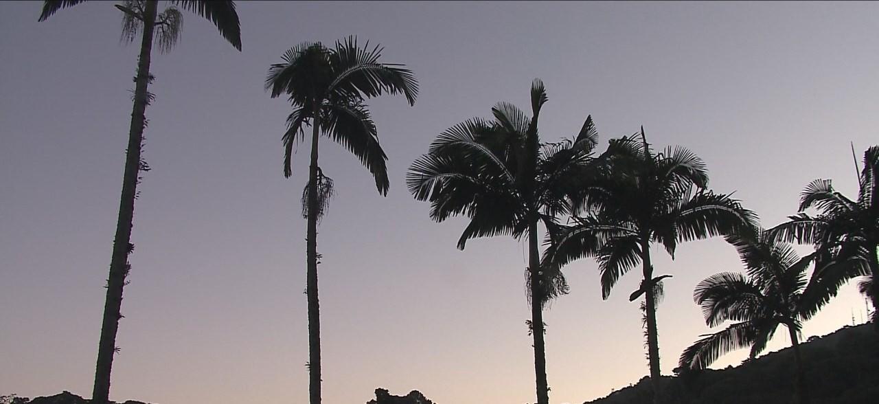 Segunda-feira será de sol e com aumento de temperaturas em todas as regiões de SC