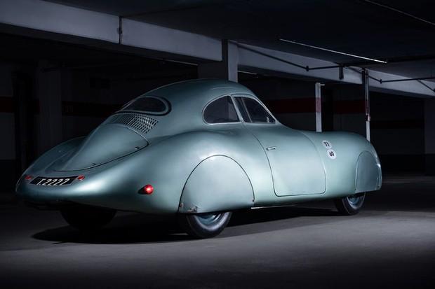 Porsche Type 64 #3 (Foto: Divulgação RM Sotheby's)