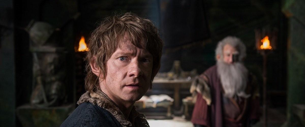 Segundo Topher Grace, os três filmes de O Hobbit poderiam ter sido um só (Foto: Divulgação)