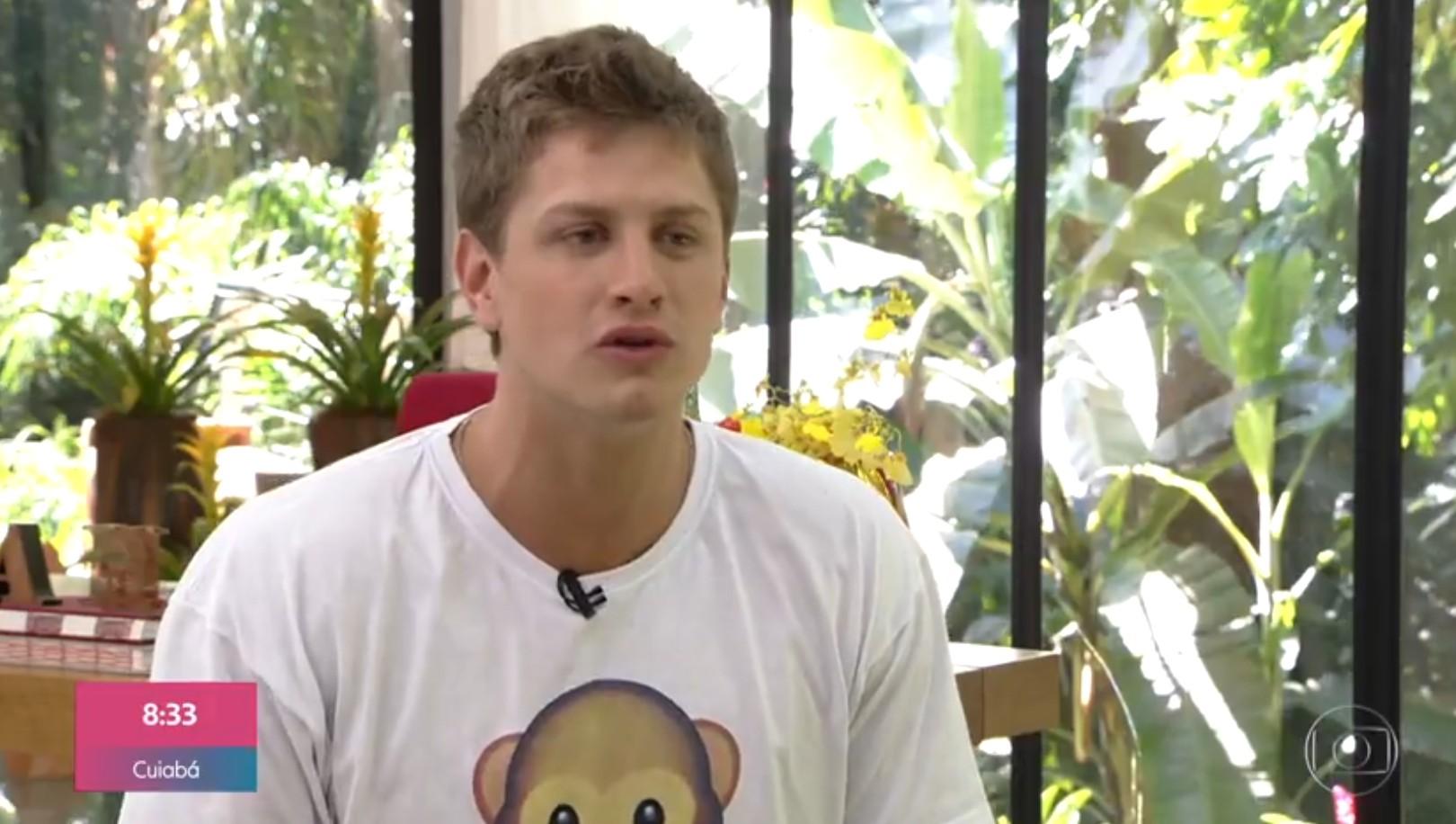 Após eliminação do 'BBB20', Lucas diz não se arrepender de deixar de doar estalecas: 'Faria de novo'