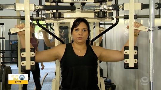 Projeto 2018 dando certo: autônoma vai dos 100kg para os 75kg e dribla cirurgia