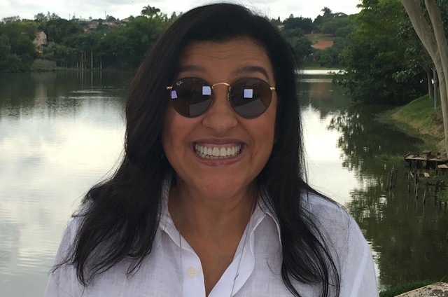 Regina Casé (Foto: João Januário/TV Globo)