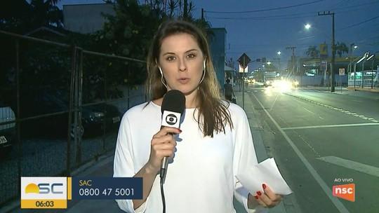 Transporte coletivo de Joinville terá horários diferenciados a partir desta segunda-feira